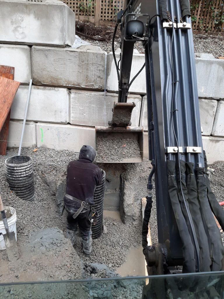 Erickson Excavating North Shore
